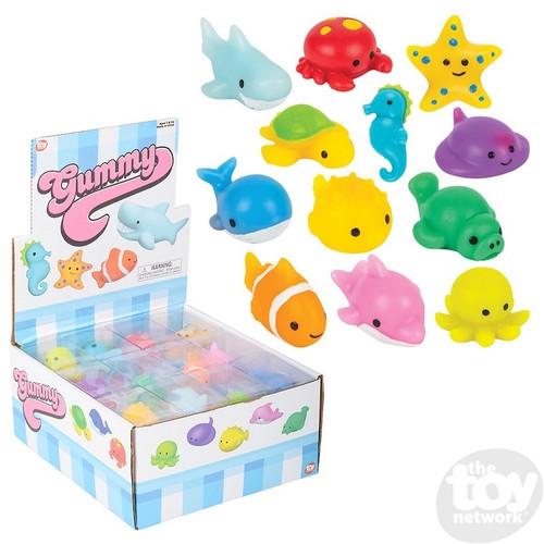 Gummy Sea Life