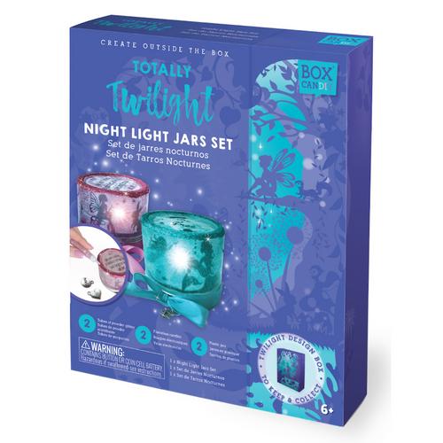 Night Light Jar Set