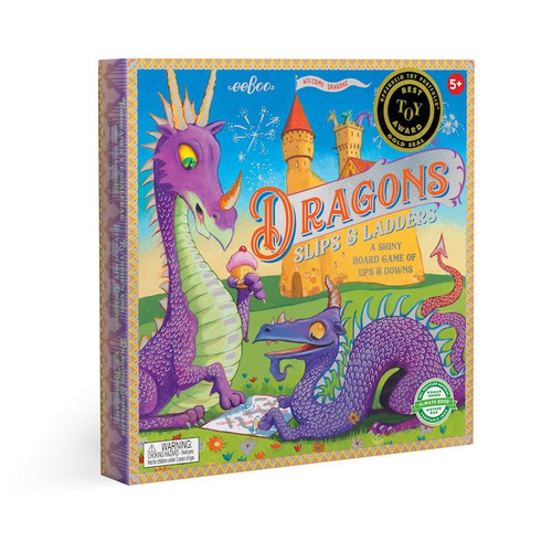 Dragon Slips & Ladders