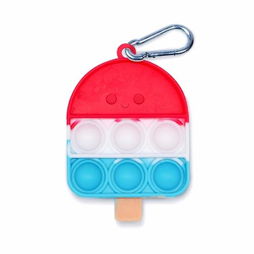 Pop Fidget Key Chain Popsicle