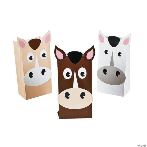 Horse Party Favor Bag