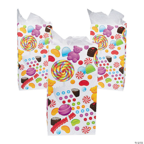 Candy Party Favor Bag