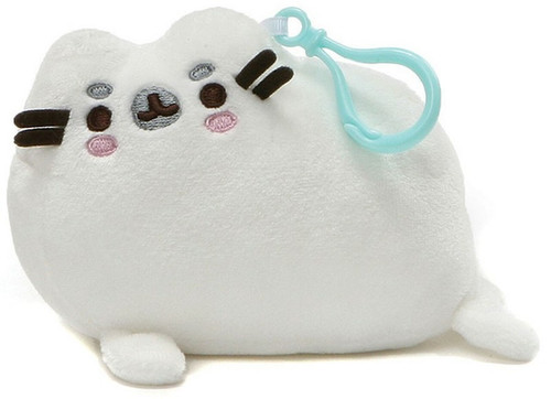 Pusheen Seal with Clip