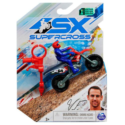 Supercross 1:24 Motorcycle
