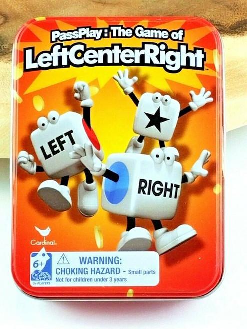 Left Right Center