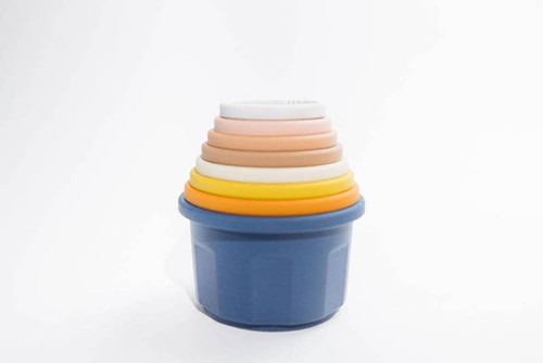 Silcone Stacking Cups