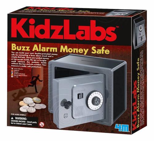 Buzz Alarm Money Safe Kit
