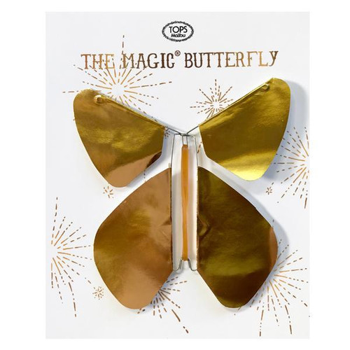 Magic Flying Butterfly Metallic