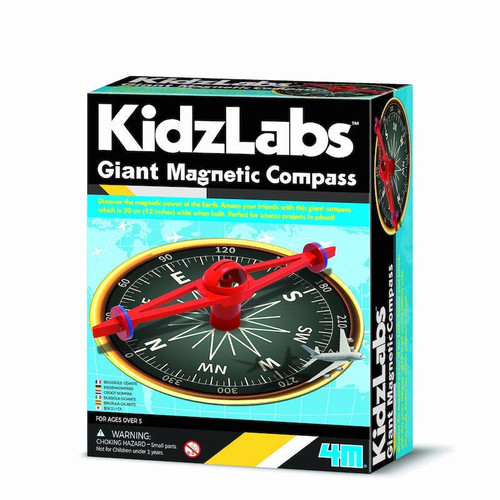 Giant Magnetic Compass Kit