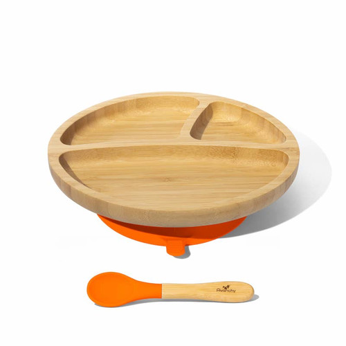 Toddle Suction Plate & Spoon
