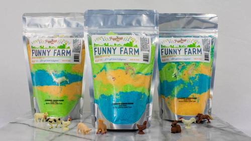 Funny Farm Kids Bath Salts