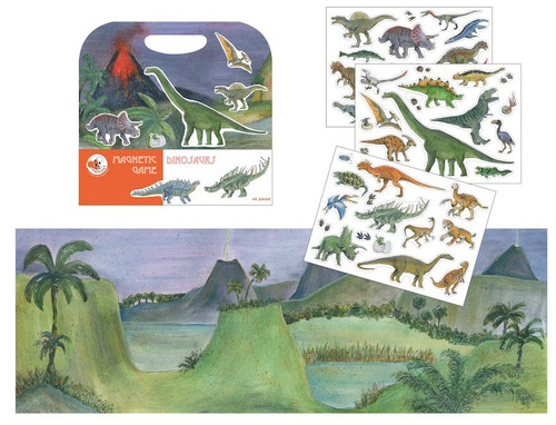 Magnetic Game: Dino