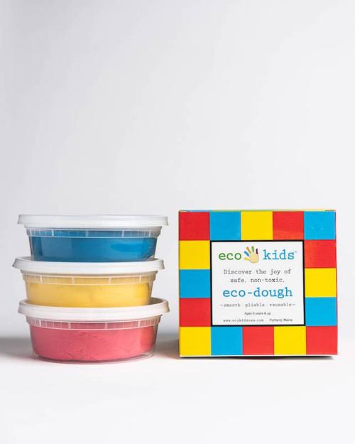 Eco Dough 3 Pack