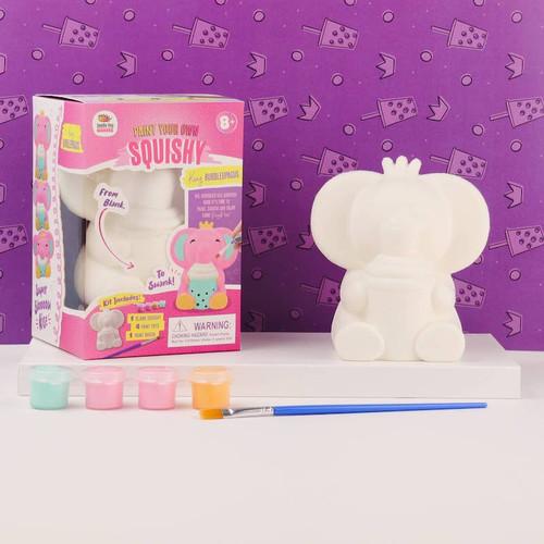 Squishy Elephant Painting Kit