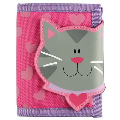 Cat Velcro Wallet