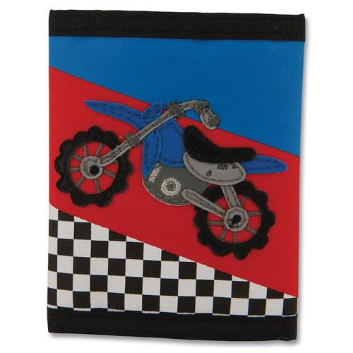 Motorcross Velcro Wallet