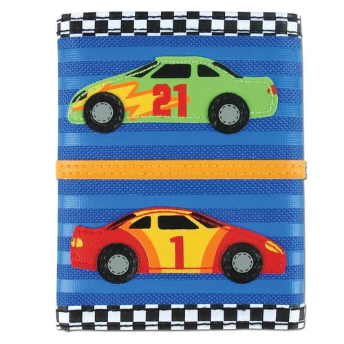 Race Car Velcro Wallet