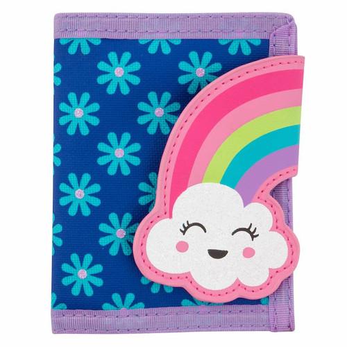 Rainbow Velcro Wallet