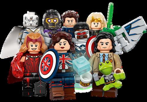 Marvel Minifigure Pack