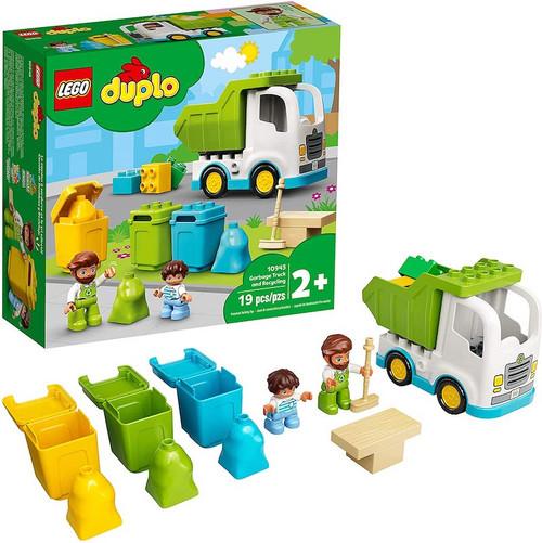 Duplo Garbage Truck