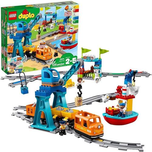 Duplo Cargo Train