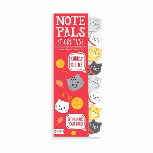 Note Pals Cats