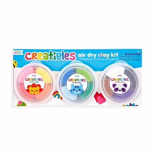 Air Dry Clay Kit