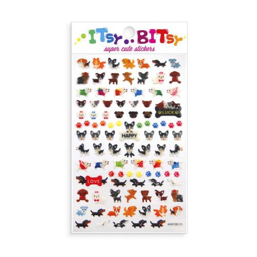 Itsy Bitsy Stickers: Dog