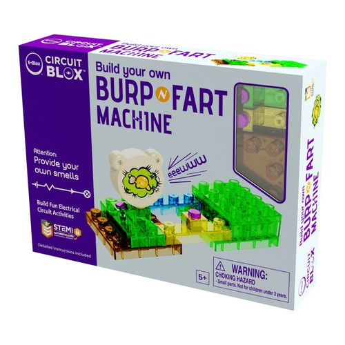 Build Your Own Burp & Fat Machine
