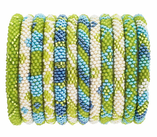 Roll on Bracelet Galapagos