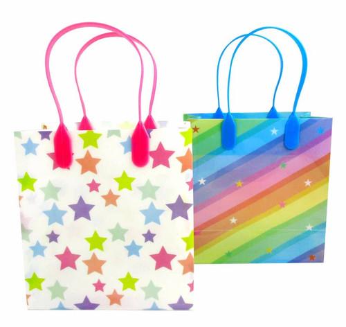 Rainbow & Stars Party Favor Bag