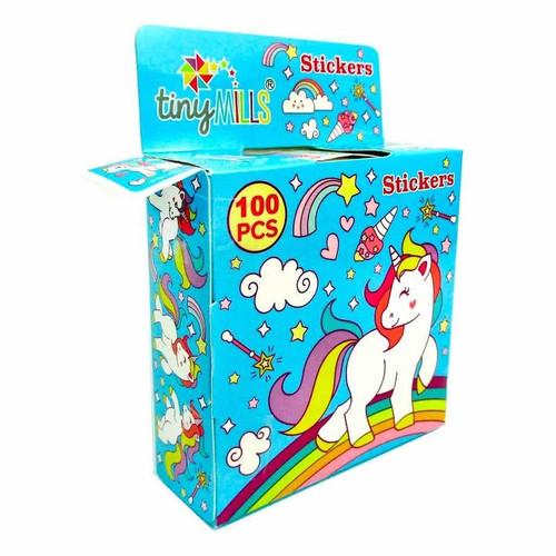 Unicorn Sticker Box