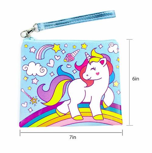 Unicorn Wristlet