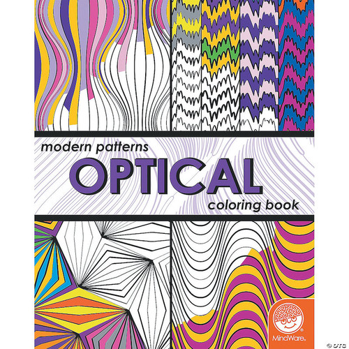 Optical Coloring Book