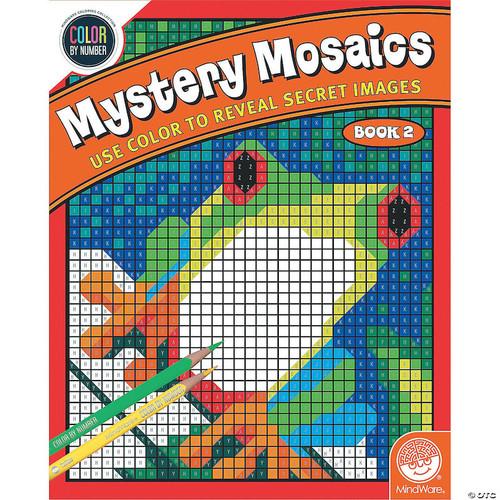 Mystery Mosaics Book 2