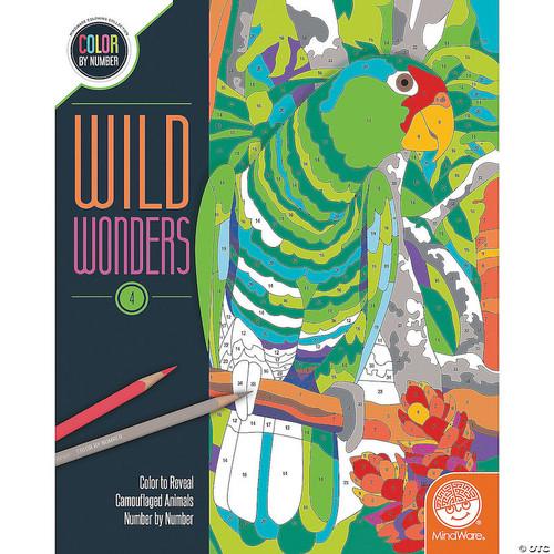 Wild Wonders Book 4