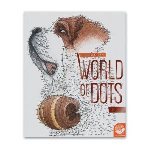 Extreme Dot to Dot: Dogs