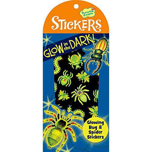 Glow in the Dark Bug Stickers