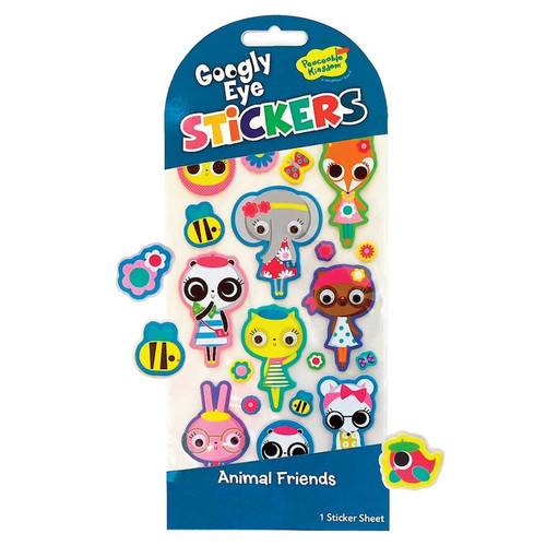 Googly Eye Animal  Stickers