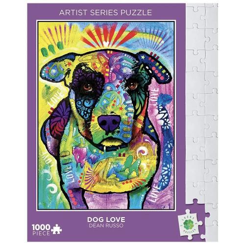 Dog Love Puzzle