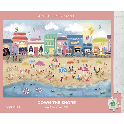 Down By The Shore Puzzle