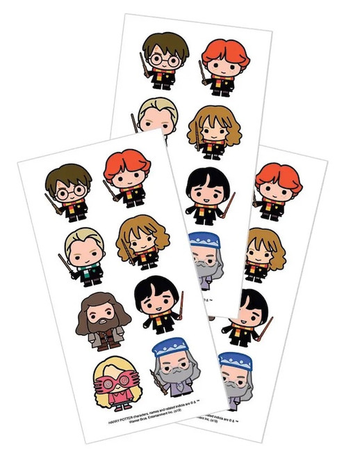 Harry Potter Chibi Stickers