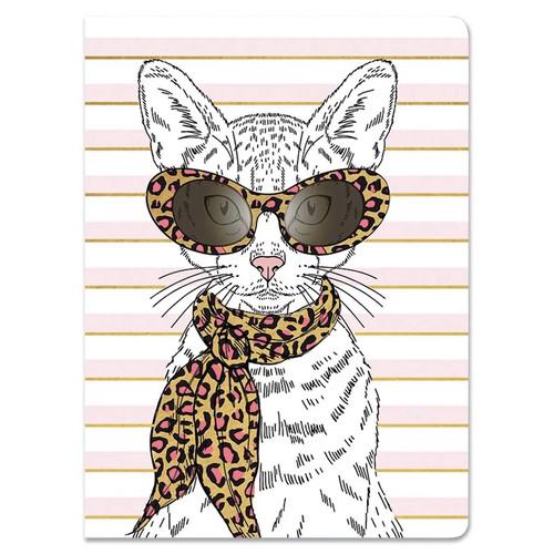 Fashion Cat Journal