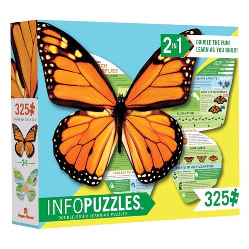 Monarch Info Puzzle