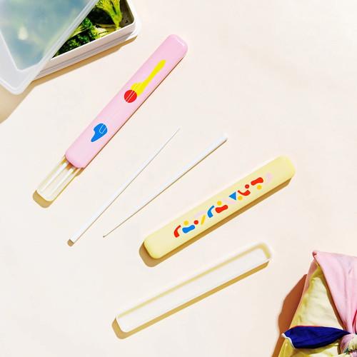 Chopsticks in case