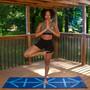 Alignment Yoga Mat