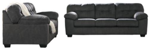 Accrington Sofa And Loveseat