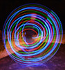 spinning light up glow in the dark jump rope