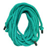 green cloth double dutch jump rope