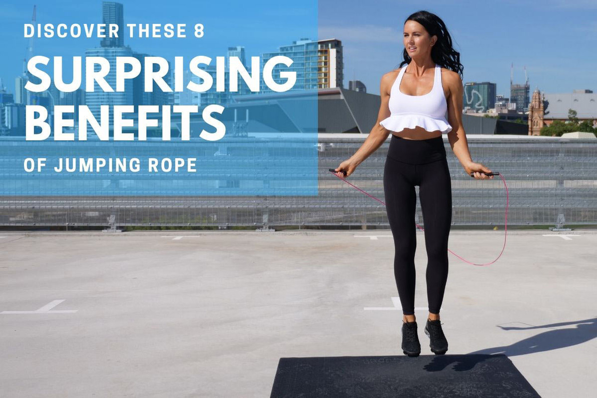8 Surprising Benefits of Jump Rope